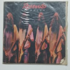 Discos de vinilo: ROSENDO EN DIRECTO. DOBLE LP. TDKLP. Lote 195450985