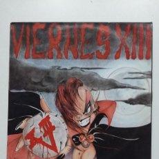 Discos de vinilo: VIERNES XIII. LP. TDKLP. Lote 195451237