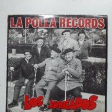 Discos de vinilo: LA POLLA RECORDS. - LOS JUBILADOS. LP. TDKLP. Lote 195451336