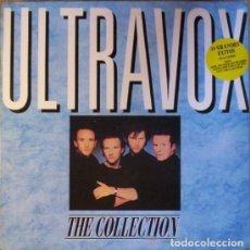 Discos de vinilo: ULTRAVOX - THE COLLECTION - LP SPAIN 1984. Lote 195452556