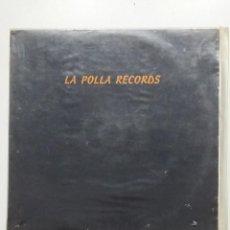 Discos de vinilo: LA POLLA RECORDS. LP. TDKLP. Lote 195455602