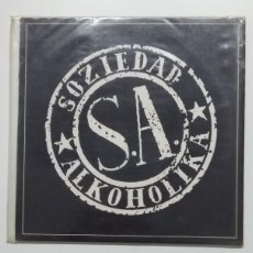 Disques de vinyle: SOZIEDAD ALKOHOLIKA. - SOZIEDAD ALKOHOLIKA LP. TDKLP. Lote 195455723