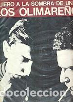 LOS OLIMAREÑOS QUIERO A LA SOMBRA DE UN ALA URUGUAI EX/EX (Música - Discos - LP Vinilo - Grupos y Solistas de latinoamérica)