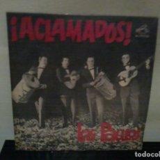 Discos de vinilo: LOS PAULOS ACLAMADOS EX/EX. Lote 195456283
