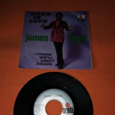 Discos de vinilo: JAMES LLOYD. HERE IS LOVE. ARIOLA RECORDS. 1971.. Lote 195456541