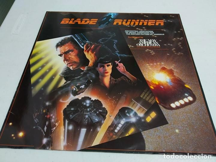 BLADE RUNNER (ORCHESTRAL ADAPTATION OF MUSIC COMPOSED FOR THE MOTION PICTURE BY VANGELIS) (Música - Discos - LP Vinilo - Bandas Sonoras y Música de Actores )