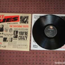 Discos de vinilo: GUNS N´ROSES - G N´R LIES - SPAIN - GEFFEN RECORDS - INCLUYE ENCARTE - L - . Lote 195457501
