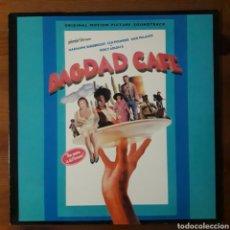 Discos de vinilo: BAGDAD CAFÉ, JEVETTA STEELE.... Lote 195457588