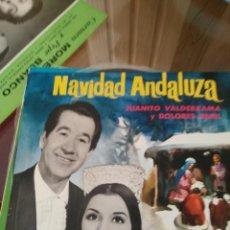 Discos de vinilo: NAVIDAD ANDALUZA. Lote 195457843