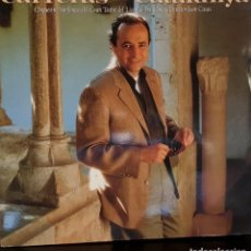 Discos de vinilo: JOSEP CARRERAS CANTA A CATALUNYA , ORQUESTRA GRAN TEATRE DEL LISEU BARCELONA . Lote 195459830