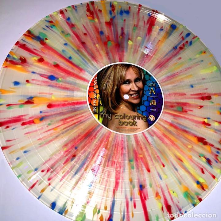 Discos de vinilo: Agnetha (ABBA) - My Colouring Book (vinilo multicolor salpicado transparente) - Foto 15 - 194352323