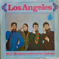 Discos de vinilo: LOS ANGELES. 98.6. SINGLE. Lote 195461526