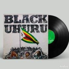 Discos de vinilo: BLACK UHURU – BLACK UHURU UK 1980. Lote 195468990