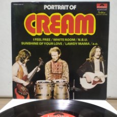 Discos de vinilo: CREAM - PORTRAIT OF CREAM 1974 ED BELGICA. Lote 195469398
