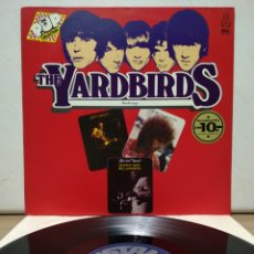 Discos de vinilo: THE YARDBIRDS - FEATURING JEFF BECK , ERIC CLAPTON , SPECIAL GUEST , SONNY BOY WILLIAMSON ED ALEMANA. Lote 195470401