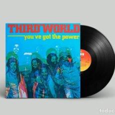 Discos de vinilo: THIRD WORLD – YOU'VE GOT THE POWER UK - 1982. Lote 195471517