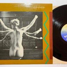 Discos de vinilo: LP UFO MAKING CONTACT HACIENDO CONTACTO EDICION ESPAÑOLA DE 1983. Lote 195473436