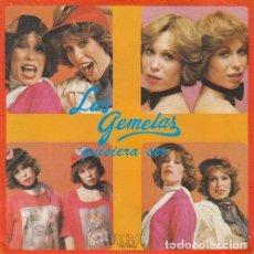 Discos de vinilo: LAS GEMELAS - QUISIERA SER - SINGLE DE VINILO MUSICA DISCO. Lote 195475031