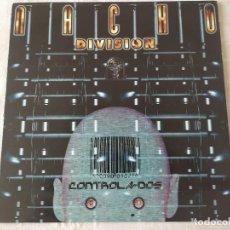 Discos de vinilo: NACHO DIVISION – CONTROLA-DOS. Lote 195479725