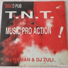 Discos de vinilo: T.N.T. – MUSIC PRO ACTION. Lote 195480078