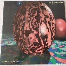 Discos de vinilo: D.J. PETER – THE POWER TRACK. Lote 195480231