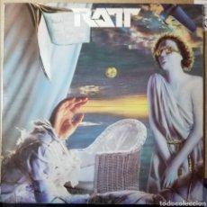 Discos de vinilo: DISCO VINILO RATT-REACH FOR THE SKY.. Lote 195481196