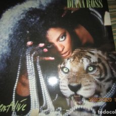Discos de vinilo: DIANA ROSS - EATEN ALIVE LP - ORIGINAL INGLES - CAPITOL RECORDS 1985 - CON FUNDA INT. ORIGINAL. Lote 195482398