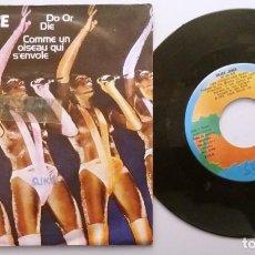 Discos de vinilo: GRACE JONES / DO OR DIE / SINGLE 7 INCH. Lote 195482888