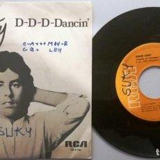 Discos de vinilo: GERARD KENNY / D-D-D-DANCIN' / SINGLE 7 INCH. Lote 195483196