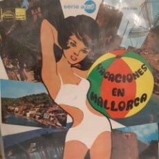 Discos de vinilo: REGAL LP VERANO EN MALLORCA 1968. Lote 195486835