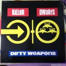 Discos de vinilo: DISCO VINILO KILLER DWARFS-DIRTY WEAPONS.. Lote 195487090
