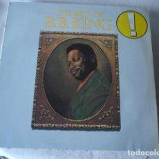 Discos de vinilo: B.B. KING THE BEST OF B.B. KING. Lote 195488041