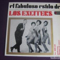 Discos de vinil: EL FABULOSO ESTILO DE LOS EXCITERS EP UNITED ARTISTS 1963 - HE'S GOT THE POWER/ TELL HIM +2 SOUL POP. Lote 195488402