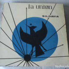 Discos de vinilo: LA UNIÓN SILDAVIA. Lote 195488443