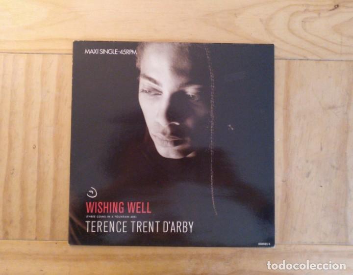 Discos de vinilo: Terence Trent DArby ?– Wishing Well Spain 1987 - Foto 2 - 195488991