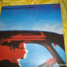 Discos de vinilo: U2. WHO´S GONNA RIDE YOUR WILD HORSE. MAXI-SINGLE. ISLAND, 1992 . IMPECABLE (#). Lote 195489310