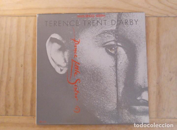 Discos de vinilo: Terence Trent DArby ?– Dance Little Sister - Foto 2 - 195489498