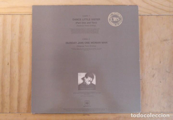 Discos de vinilo: Terence Trent DArby ?– Dance Little Sister - Foto 4 - 195489498