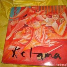 Discos de vinilo: KETAMA. SUEÑO IMPOSIBLE Y OTRAS. NUEVOS MEDIOS, 1985. VINILO IMPECABLE (#). Lote 195490031