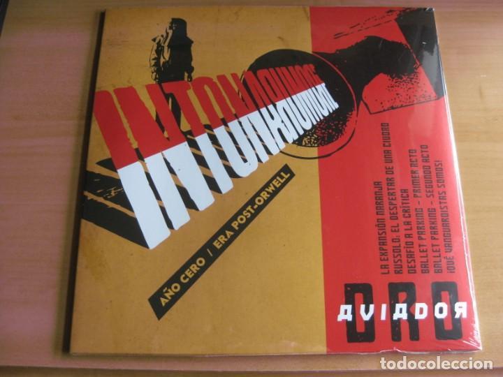 AVIADOR DRO: INTONARUMORE - AÑO CERO ERA POST-ORWELL / LA MODE, DERRIBOS ARIAS (Música - Discos - LP Vinilo - Grupos Españoles de los 70 y 80)