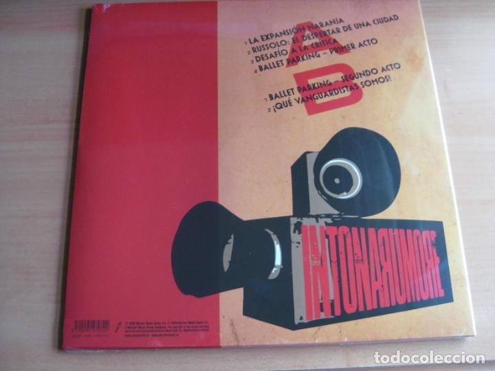 Discos de vinilo: Aviador Dro: Intonarumore - Año cero Era post-Orwell / La Mode, Derribos Arias - Foto 2 - 195490130