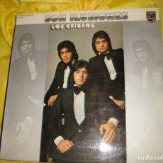 Discos de vinilo: LOS CHICHOS. SON ILUSIONES. PHILIPS, 1977. IMPECABLE (#). Lote 195490170
