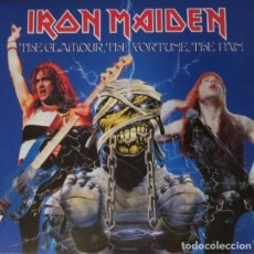 Discos de vinilo: IRON MAIDEN – THE GLAMOUR, THE FORTUNE, THE PAIN -2 LP-. Lote 195490240
