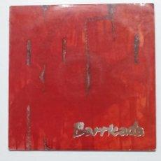 Discos de vinilo: BARRICADA. - ROJO - LP. TDKLP. Lote 195490607