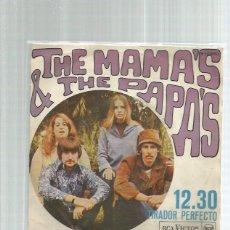 Discos de vinilo: MAMA PAPA 12.30. Lote 195490787