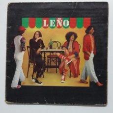 Discos de vinilo: LEÑO. LEÑO. LP. TDKLP. Lote 195491165
