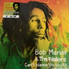 Discos de vinilo: BOB MARLEY & WAILERS CAN'T BLAME THE YOUTH -LP-. Lote 195492163