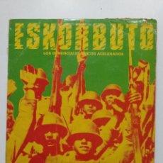 Discos de vinilo: ESKORBUTO - LOS DEMENCIALES CHICOS ACELERADOS - DOBLE LP. TDKLP. Lote 195492882