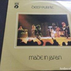 Discos de vinilo: DEEP PURPLE - MADE IN JAPAN . 1972 . Lote 195492921