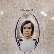 Discos de vinilo: LO AÚN RECUERDO DANIEL VELAZQUEZ PHILIPS COMPRADO TORREMOLINOS LA NOGUERA. Lote 195494337
